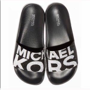 💢LAST ONE💢 Michael Kors Slides